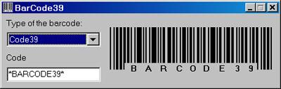 delphi, компонент, BarCode