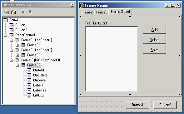 Delphi Sources - Understanding Frames - English Delphi