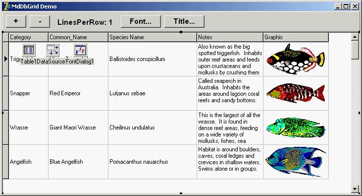 delphi sources customizing the dbgrid component english delphi rh delphisources ru